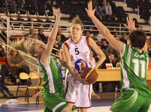 basket nationale 1 féminine